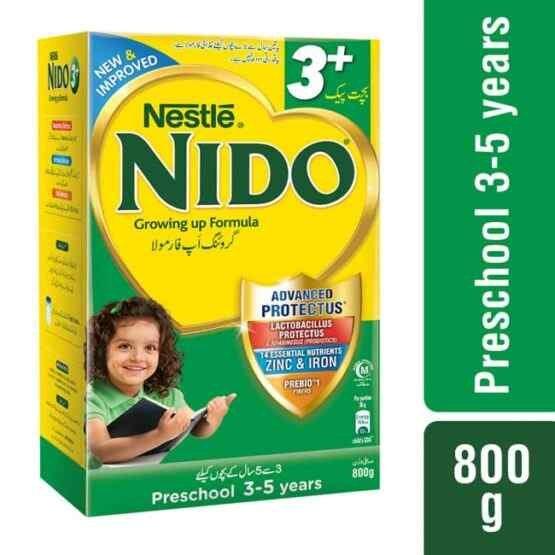 Nestle NIDO 3+ 800 grams Growing Up Formula (3 – 5 years)