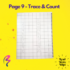 Magic White Note Book, Read write trace & wipe reusable book for kids - page 9