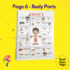 Magic White Note Book, Read write trace & wipe reusable book for kids - page 6