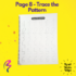 Magic White Note Book, Read write trace & wipe reusable book for kids - page 8