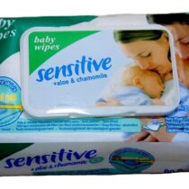 Sensitive-baby-wipes-with-cap-diapering-wet-towel-80-sheet-