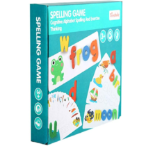 Alphabet Learning Toys – Treehole Spelling Game Toy - SD07