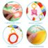 Baby Play Gym Piano Fitness Rack Mat-8