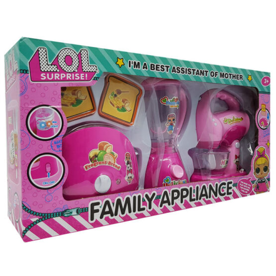 LOL Surprise Family Appliance – Play set #dn2023a-lo