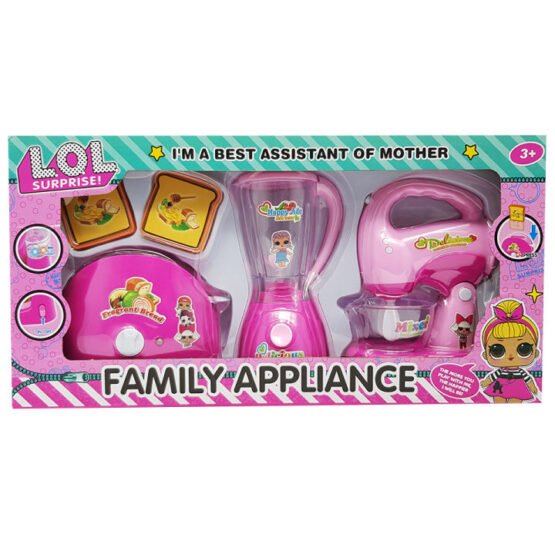 LOL Surprise Family Appliance – Play set-3