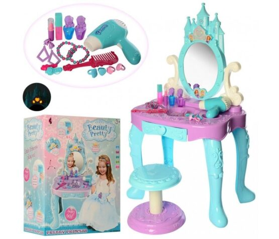 Children's dressing table for girls with accessories #V99868-A