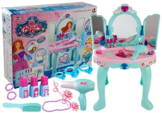 Dressing table Beauty Kit with Mirror and Light #008-906