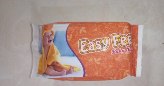 Easy Feel Baby Wipes (Without Cap)
